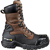Carhartt Men's 10'' PAC Waterproof 400g Composite Toe Work Boots