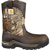 Carhartt Men's Rugged Flex 10'' Waterproof Safety Toe Work Boots