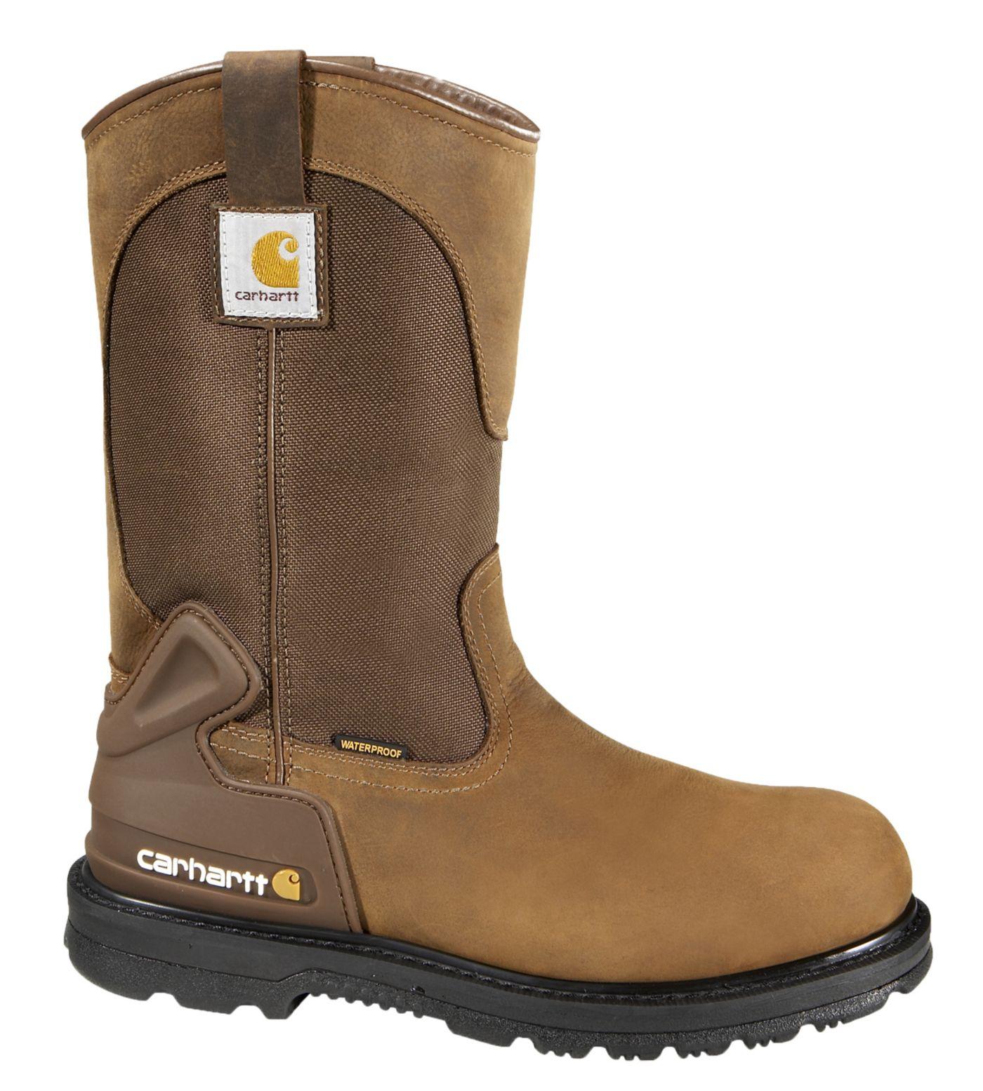 Carhartt Men's Bison 11'' Waterproof Work Boots