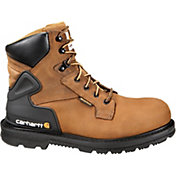 Carhartt Men's Bison Waterproof Steel Toe Work Boots