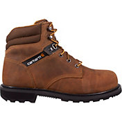 Carhartt Men's 6'' Welt Steel Toe Work Boots