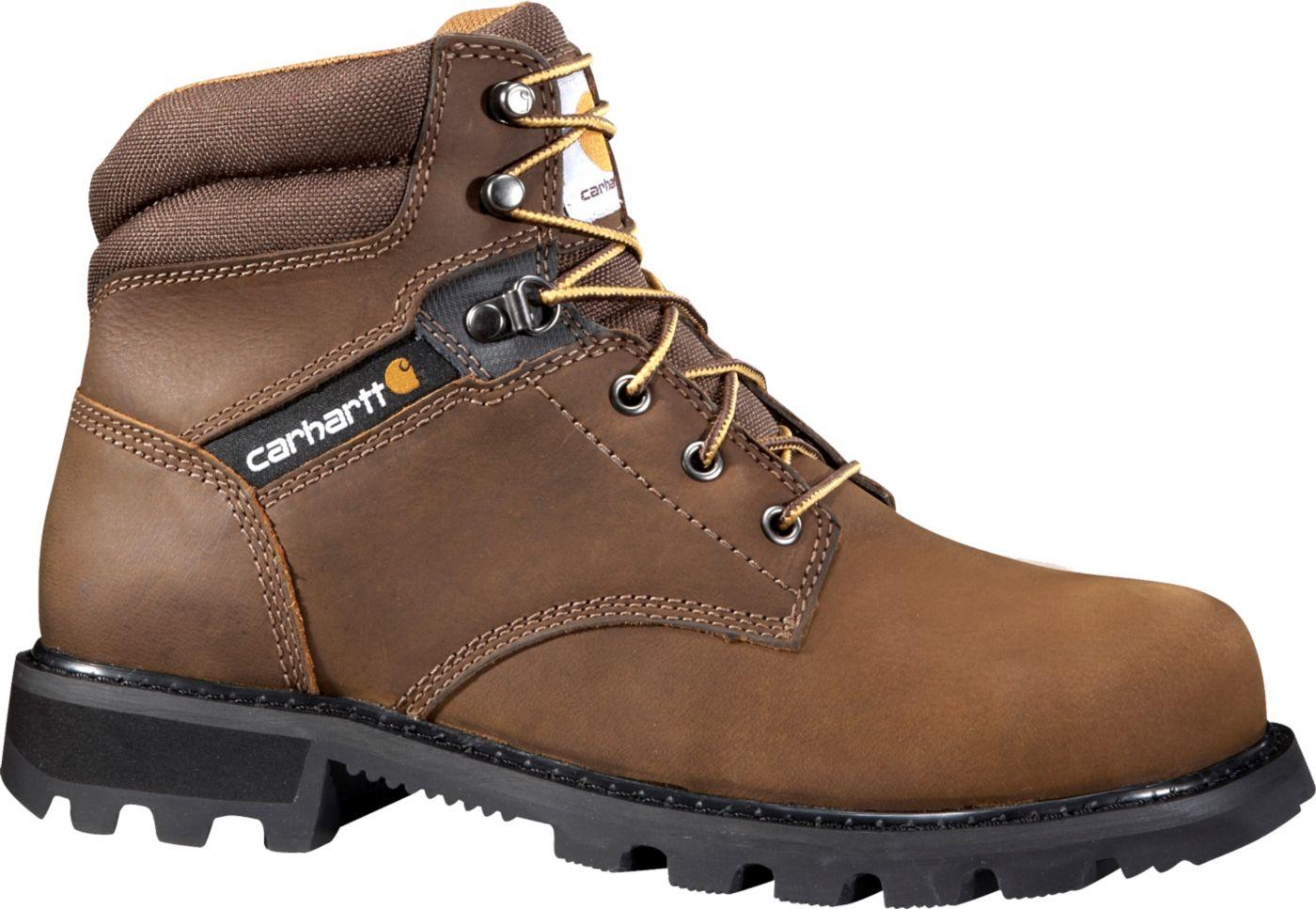 """Carhartt Men's 6"""" Welt Work Boots"""