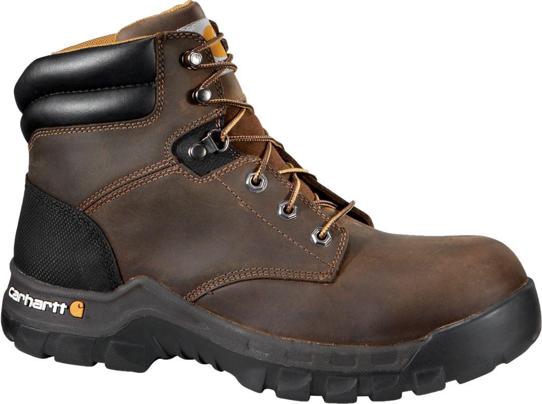 1be905d45ff Carhartt Men's Workflex 6'' Work Boots | DICK'S Sporting Goods