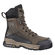 Carhartt Men's Force 8'' Waterproof Composite Toe Work Boots