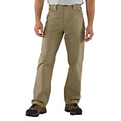 Carhartt Men's Canvas Work Dungarees (Regular and Big & Tall)