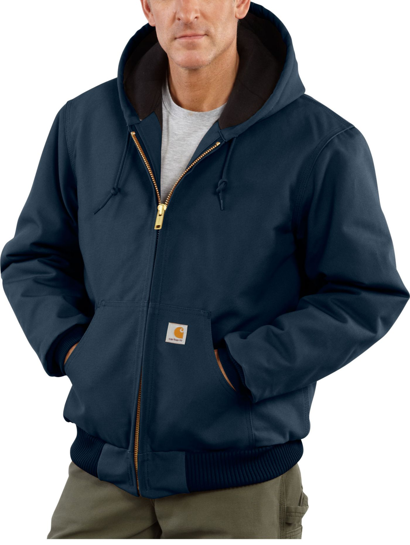 Carhartt Men's Duck Active Jacket (Regular and Big & Tall)