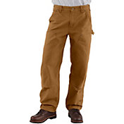 Carhartt Men's Double Front Work Dungarees (Regular and Big & Tall)
