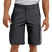 Carhartt Men's Force Tappen Cargo Shorts (Regular and Big & Tall)