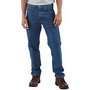 Carhartt Men's Traditional Fit Tapered Leg Jeans (Regular and Big & Tall)