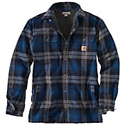 Carhartt Men's Hubbard Sherpa-Lined Shirt Jacket