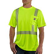Carhartt Men's Force High-Visibility Class 2 T-Shirt