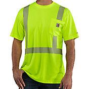 Carhartt Men's Force High-Visibility Class 2 T-Shirt