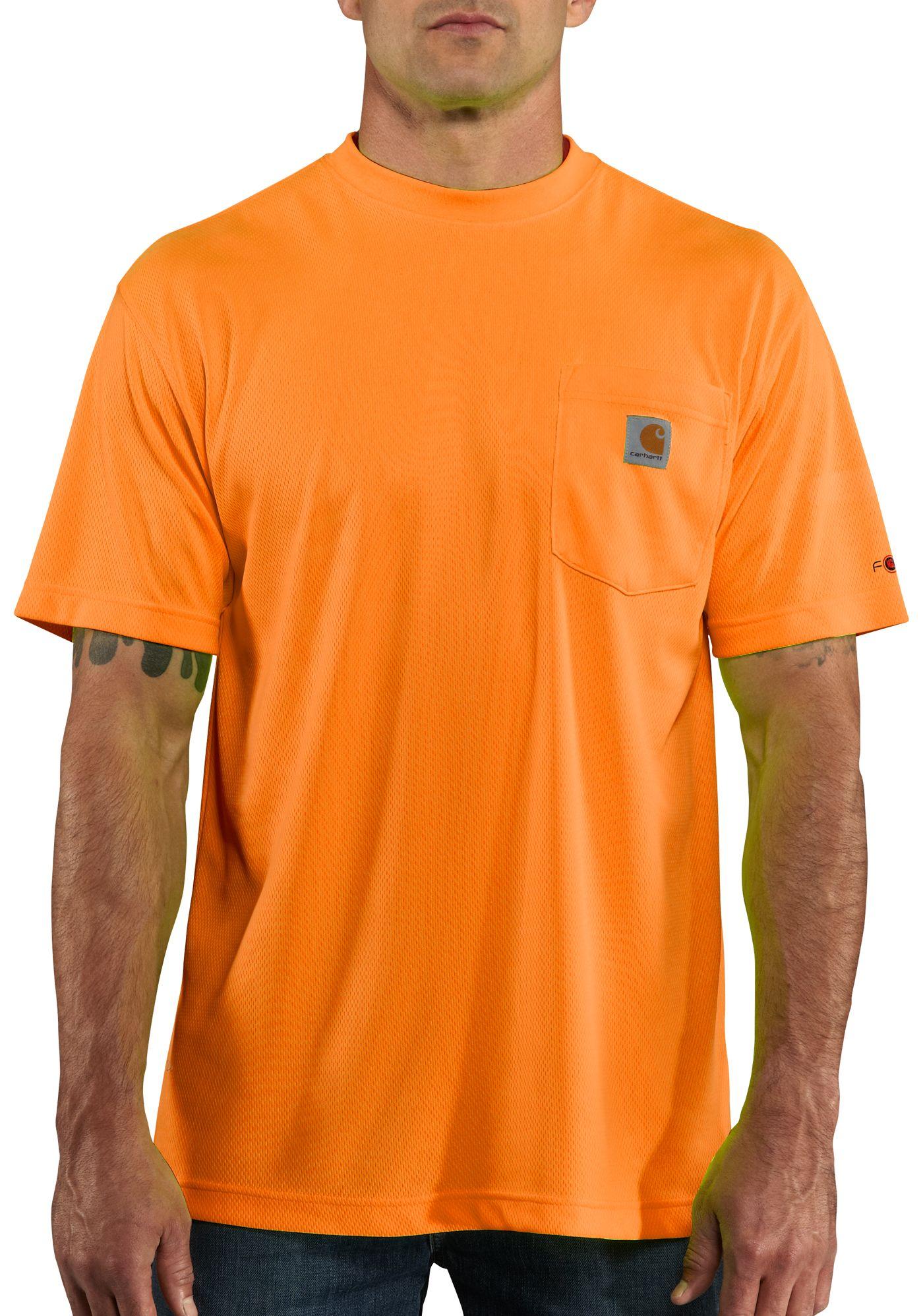Carhartt Men's Force Color Enhanced T-Shirt