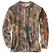Carhartt Men's Workwear Graphic Camo Long Sleeve Shirt