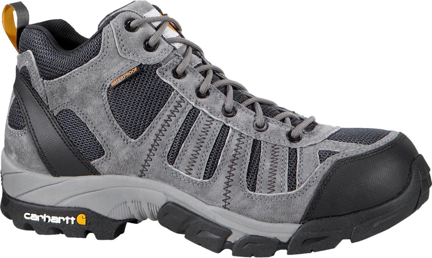 Carhartt Men's Hiker Waterproof Work Boots