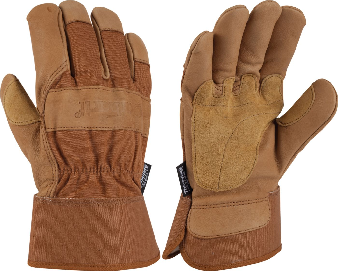 Carhartt Men's Insulated Grain Gloves