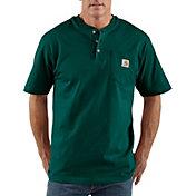 Carhartt Men's Workwear Henley T-Shirt (Regular and Big & Tall)