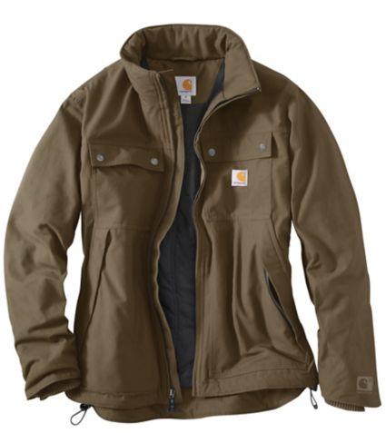 Carhartt Men s Quick Duck Jefferson Traditional Jacket  0a9f352b0