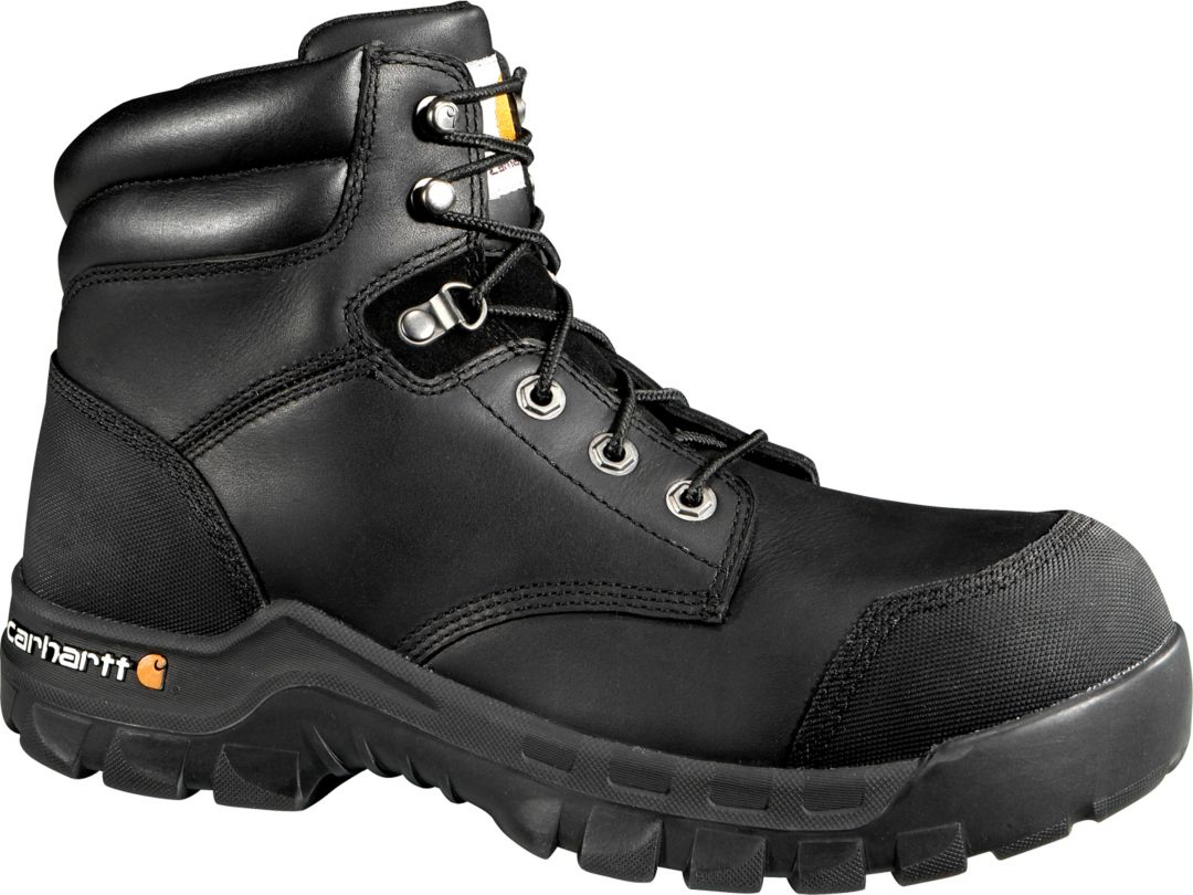 dcef170574b Carhartt Men's Flex 6'' Waterproof Composite Toe Work Boots