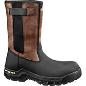 Carhartt Men's Flex Mud Wellington 11'' Composite Toe Work Boots