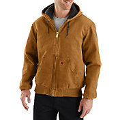 Carhartt Men's Sandstone Active Lined Jacket (Regular and Big & Tall)