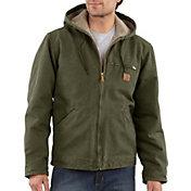 Carhartt Men's Sandstone Sierra Jacket