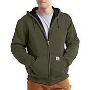 Carhartt Men's Rutland Thermal Lined Hoodie (Regular and Big & Tall)