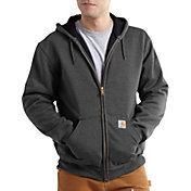 Carhartt Men's Rutland Thermal Lined Hoodie (Regular and Big & Tall)