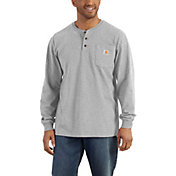 Carhartt Men's Workwear Henley Shirt (Regular and Big & Tall)