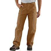 Carhartt Men's Washed Duck Work Dungarees (Regular and Big & Tall)