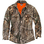 Carhartt Men's Wexford Camo Shirt Jacket