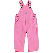 Carhartt Toddler Washed Micro Sanded Canvas Overalls