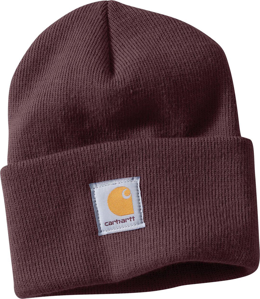 3438b1897d076 Carhartt Women s Acrylic Watch Hat 1