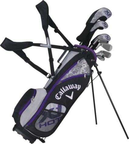 Callaway Girls' XJ Hot Complete Set (Ages 9-12)