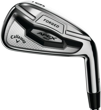Callaway Apex Pro 16 Irons - Steel