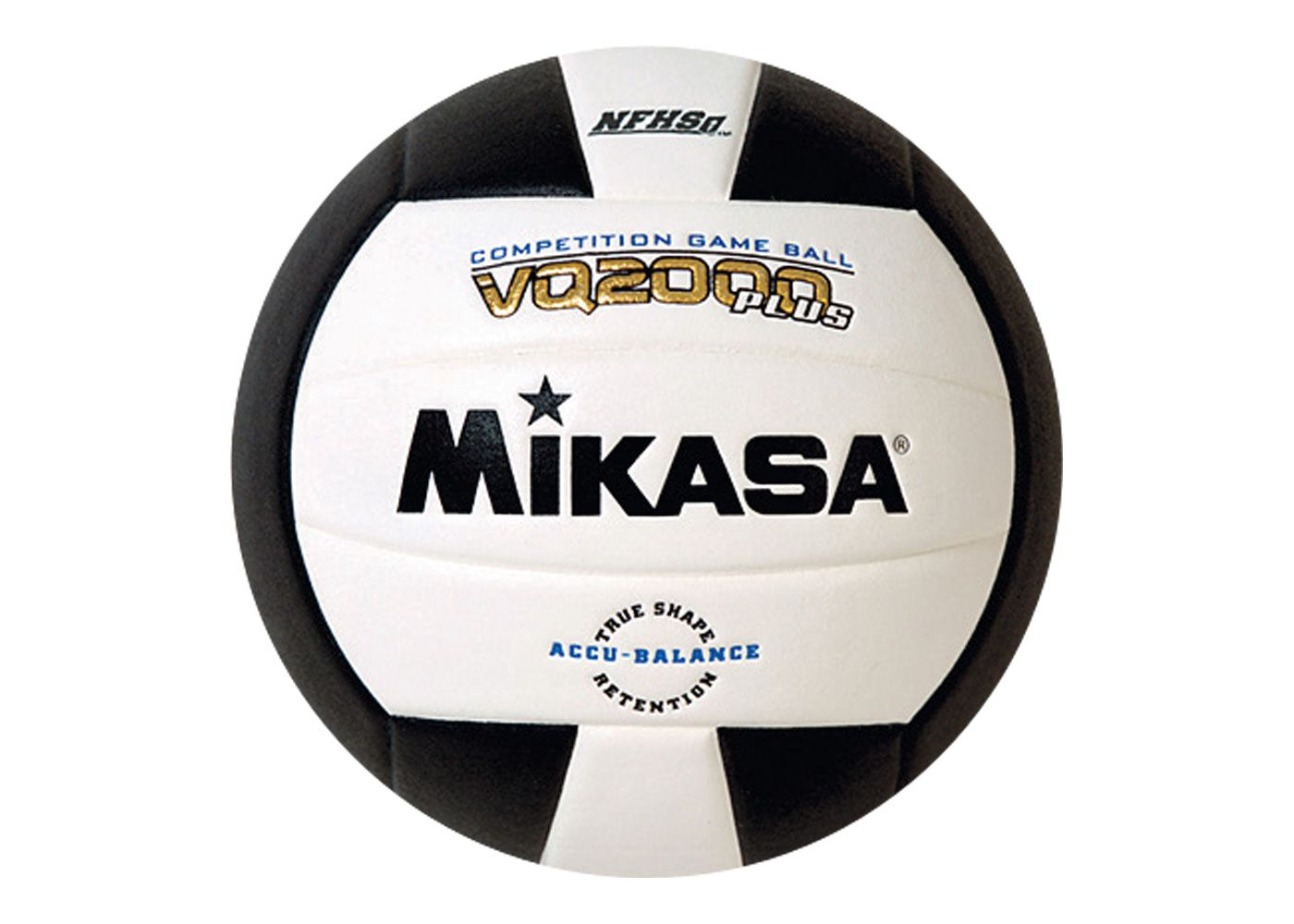 Mikasa VQ2000 Plus NFHS Competition Indoor Volleyball