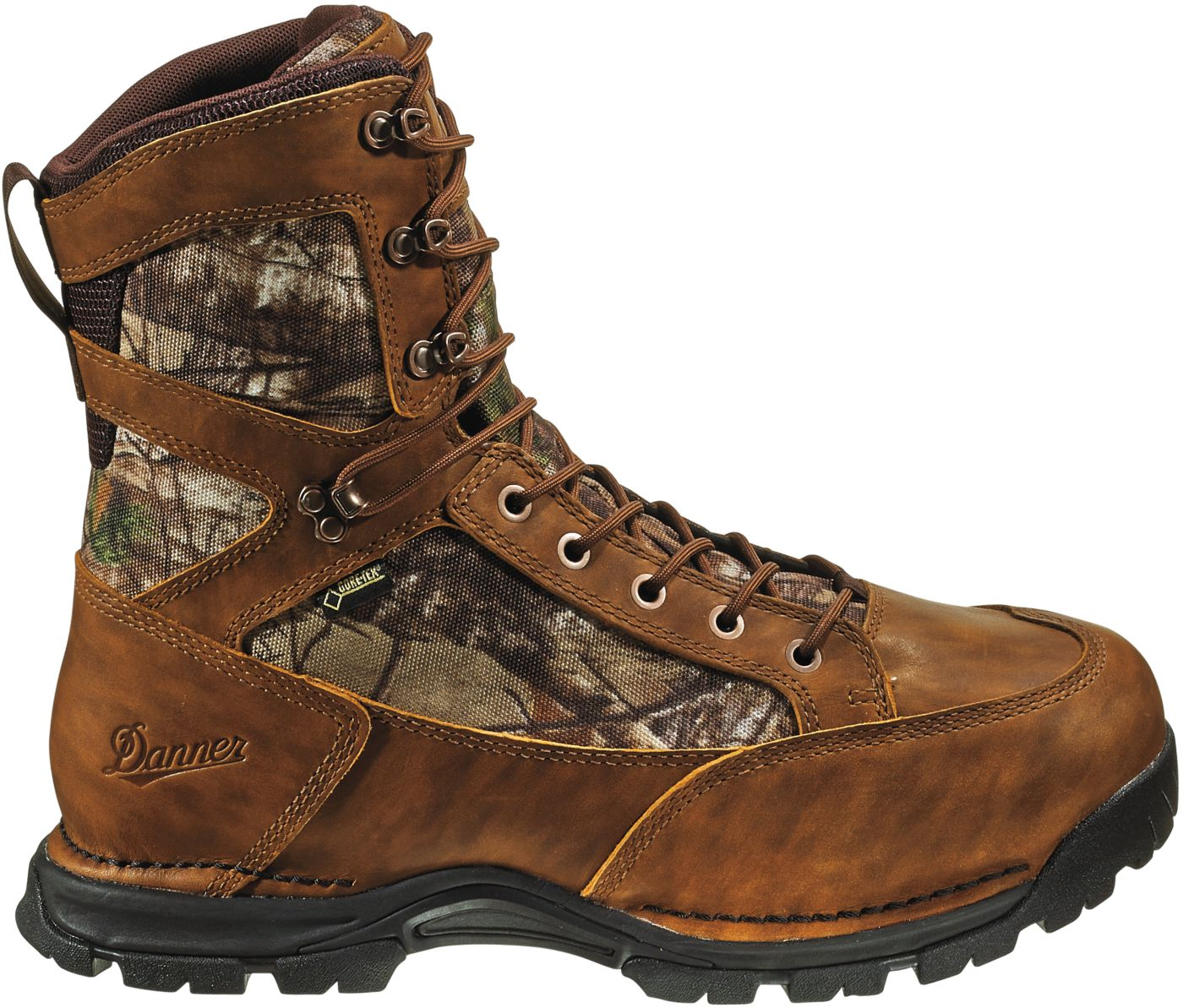 """Danner Men's Pronghorn 8"""" Realtree Xtra GORE-TEX 400g Field Hunting Boots"""