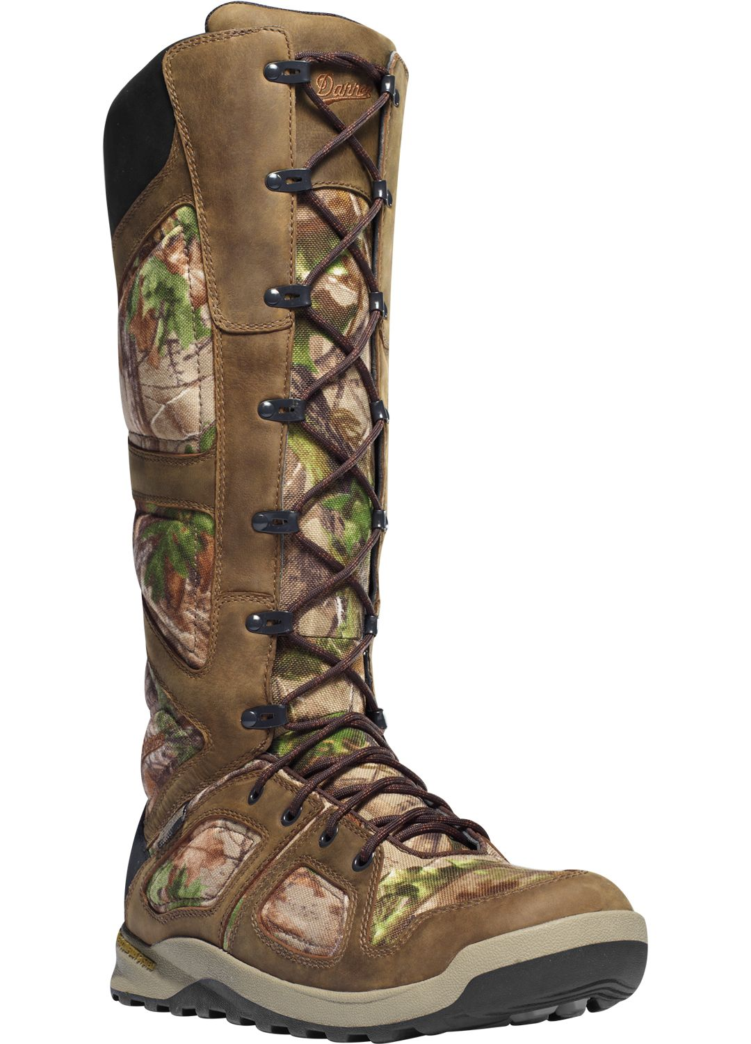 0a547a6aa76 Danner Men's Tall Steadfast Realtree Xtra 17'' Snake Boots