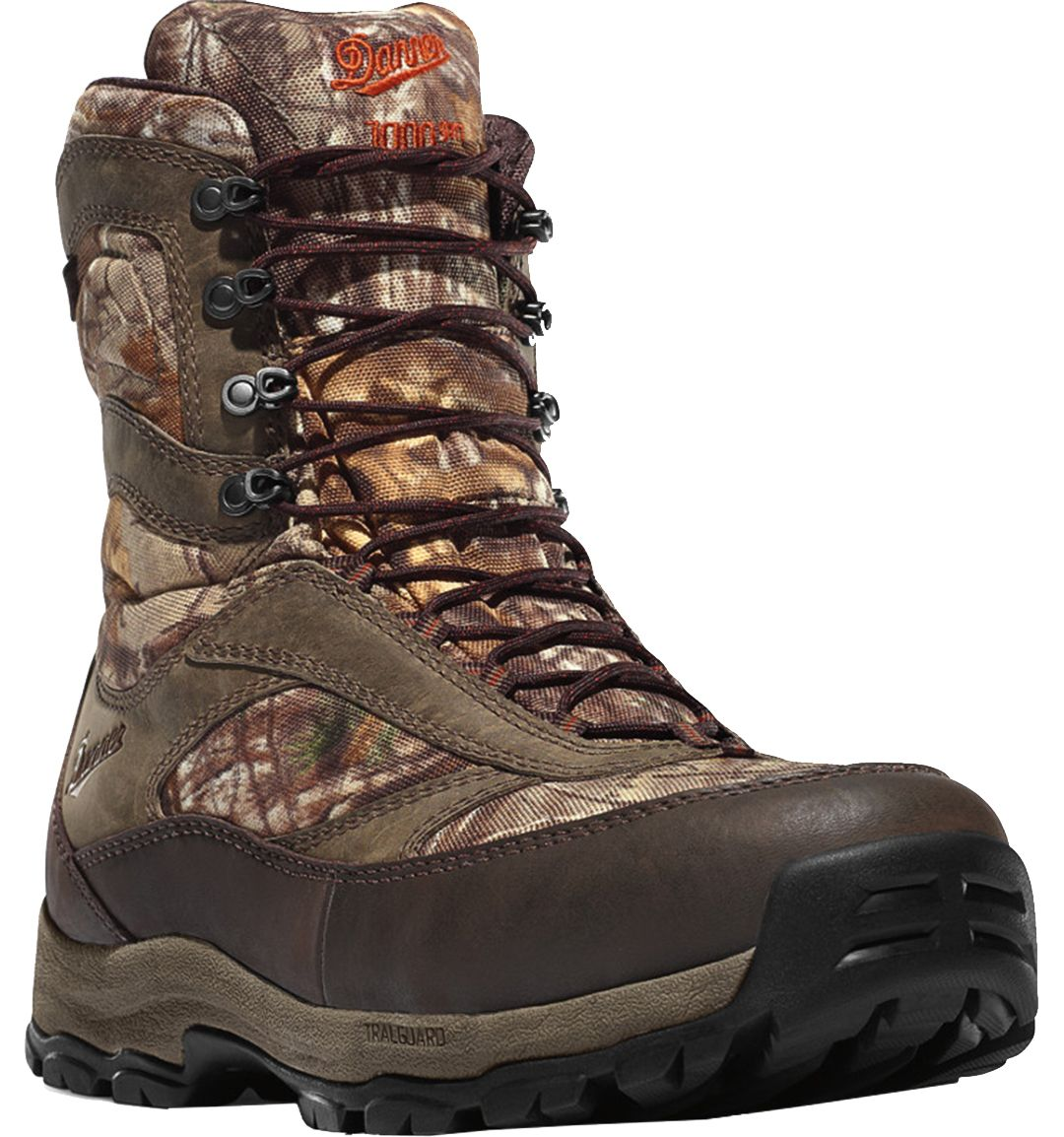 1b13ee0cbc3 Danner Women's High Ground 1000g Insulated Hunting Boots