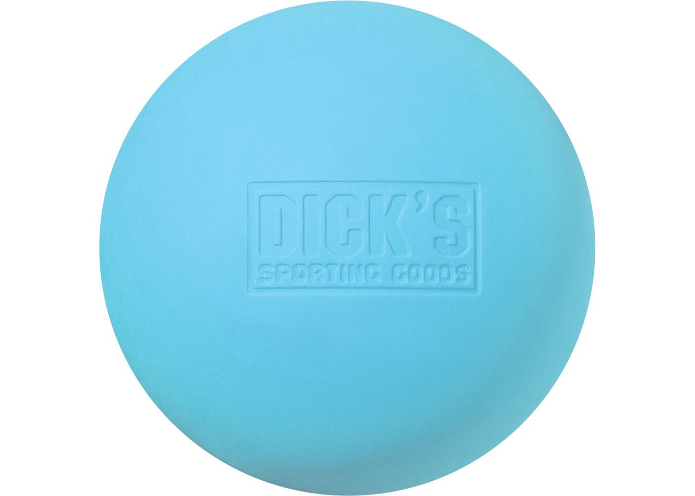 DICK'S Sporting Goods Rubber Lacrosse Ball