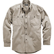 DRI DUCK Men's Brick Long Sleeve Shirt