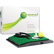 OptiShot 2 SwingPad Golf Simulator