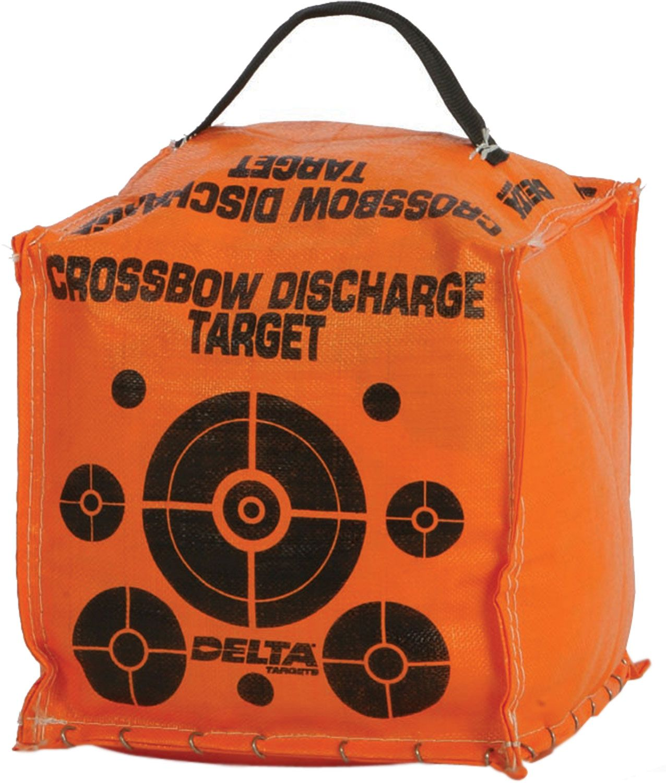 Delta McKenzie Crossbow Discharge Bag Target, Size: Large thumbnail