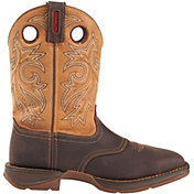 "Durango Men's Rebel 11"" Waterproof Steel Toe Western Work Boots"