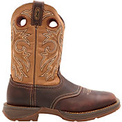 Durango Men's Rebel Saddle Up Western Work Boots
