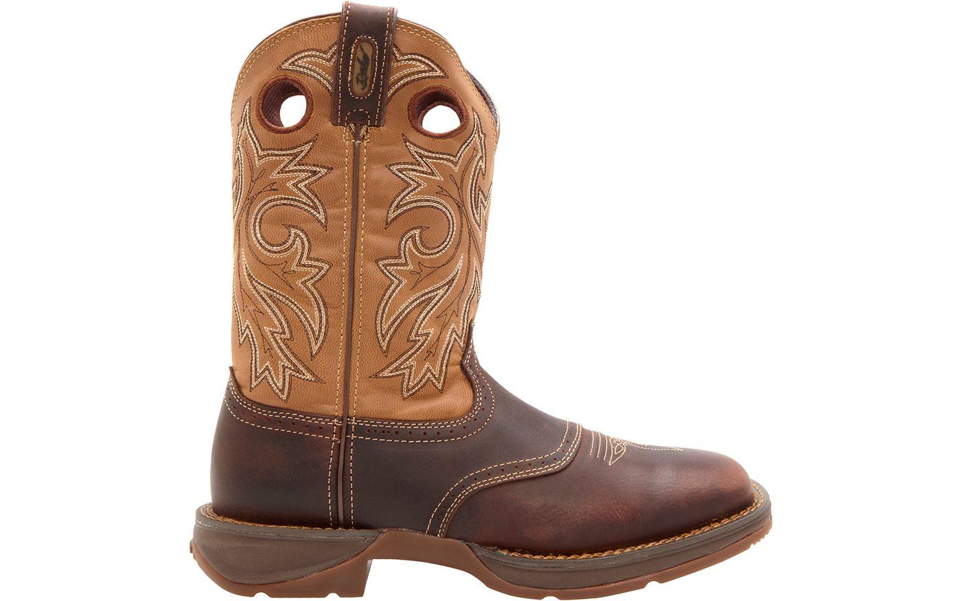 Durango Men's Rebel Saddle Up Western Work Boots