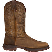 Durango Men's Rebel Pull-On Stitched Western Work Boots