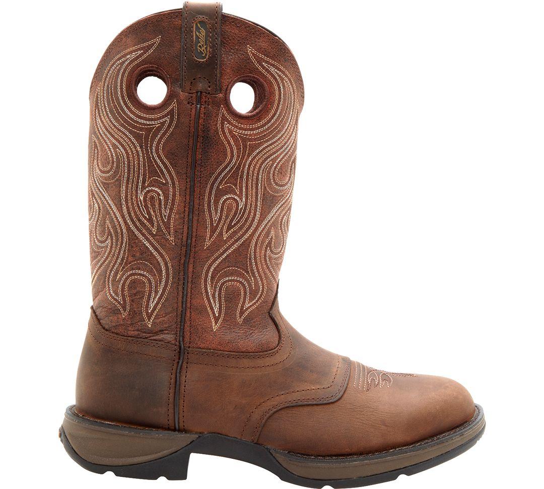 Durango Men's Saddle Western Boots