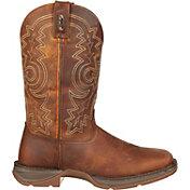 Durango Men's Rebel Pull-On Steel Toe Work Boots