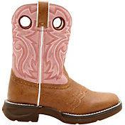 "Durango Kids' Saddle 8"" Western Boots"